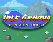 Idle Grindia: Dungeon Quest
